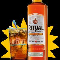 rượu rum ritual cuba
