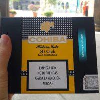 cigar 50 club