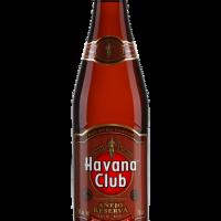 havana club reserva nâu của cuba